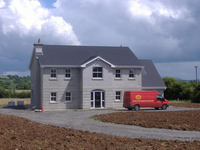 Traditional farmhouse plans ireland for House designs ireland