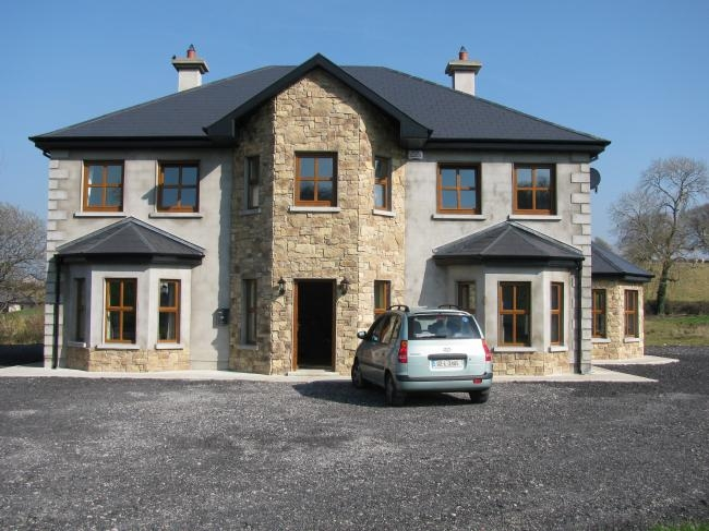 Build house plans ireland for Traditional house building